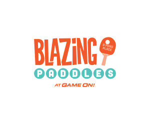 Blazing Paddles at Game On