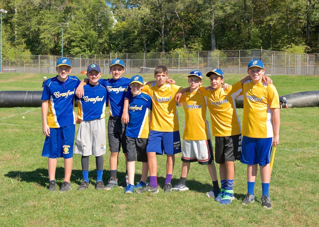 Wiffle Teams: Cranford Blue-Cranford Gold